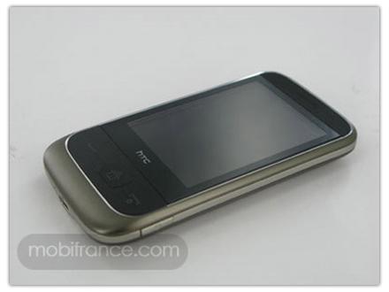 HTC Touch.B, la interfaz de BrewMP en vídeo
