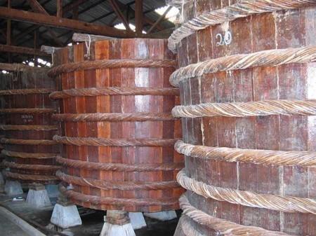 Elaboracion de la salsa de pescado (la fermentacion)