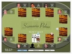 ScenarioPoker: Widget para jugar al Poker desde tu Dashboard