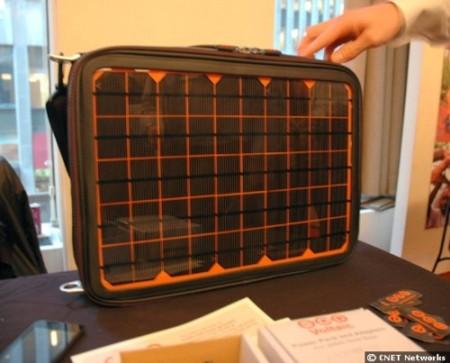 Imagen de la semana: gadgets verdes