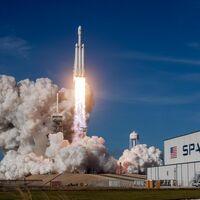 """""""Space X Prime"""": la empresa de Musk está diseñando un cohete militar para llevar 80 toneladas a cualquier lugar del mundo en menos de una hora"""