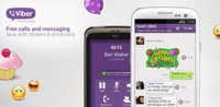 Viber adopta las imágenes y emoticonos de LINE para seguir creciendo