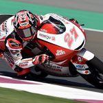 Sorpresón en Moto3: victoria del japonés Toba, pardillada de Romano Fenati y podio de Canet