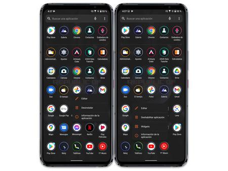 Asus Rog Phone 5 04 Apps Desinstalar Terceros Google