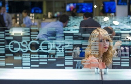 Gwen Stacy trabaja en Oscorp