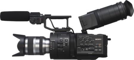 Sony NEX FS700