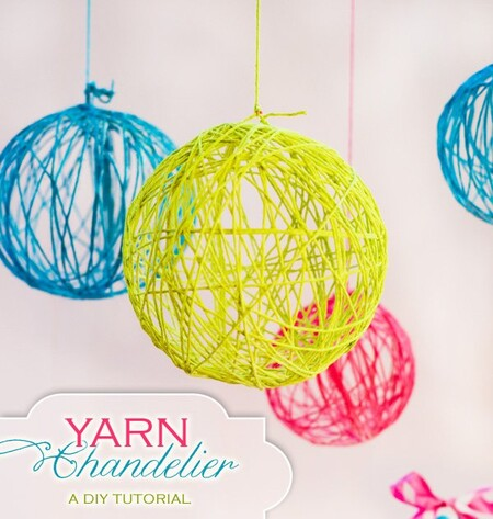 Yarnballchandeliertutorial 7