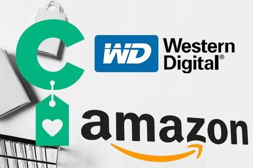 13 nuevas ofertas de almacenamiento Western Digital en Amazon