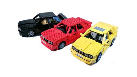 Este BMW M3 E30 de LEGO puede hacerse realidad y llegar a las tiendas... con tu ayuda