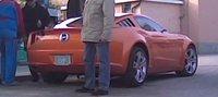 Un Mustang diseñado por Giugiaro en el Los Angeles Auto Show