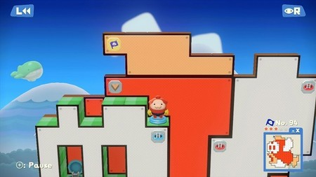 Pushmo World llegará a Wii U el 19 de junio