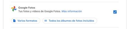 Google Takeout Photos