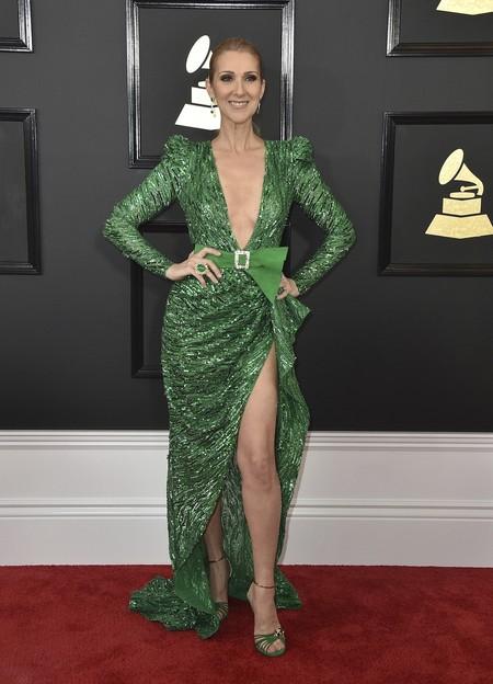Grammy 2017 Celine Dion Zuhair Murad