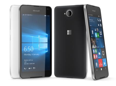Microsoft Lumia 650 es un teléfono Windows 10 para todos los bolsillos, apunta a las empresas