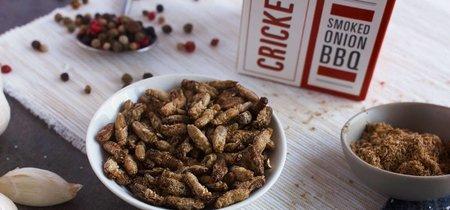 Ya puedes comprar grillos, escarabajos y gusanos de aperitivo en el Carrefour (a 400 euros el kilo)
