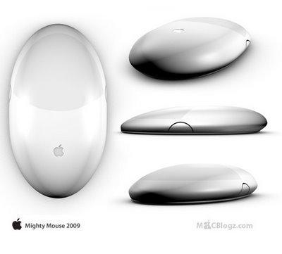 Apple podría presentar en breve un nuevo ratón multitáctil