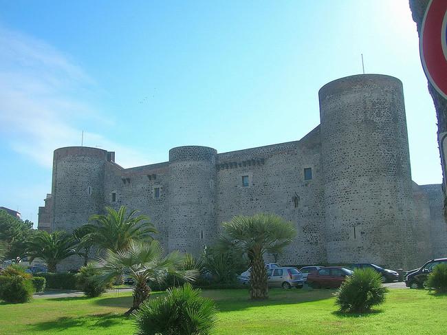 castelo ursino