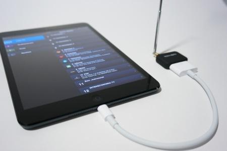 eyeTV mobile iPadmini canales