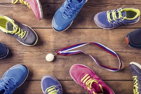 Siete zapatillas de deporte para mujer para entrenar en casa o en el gimnasio