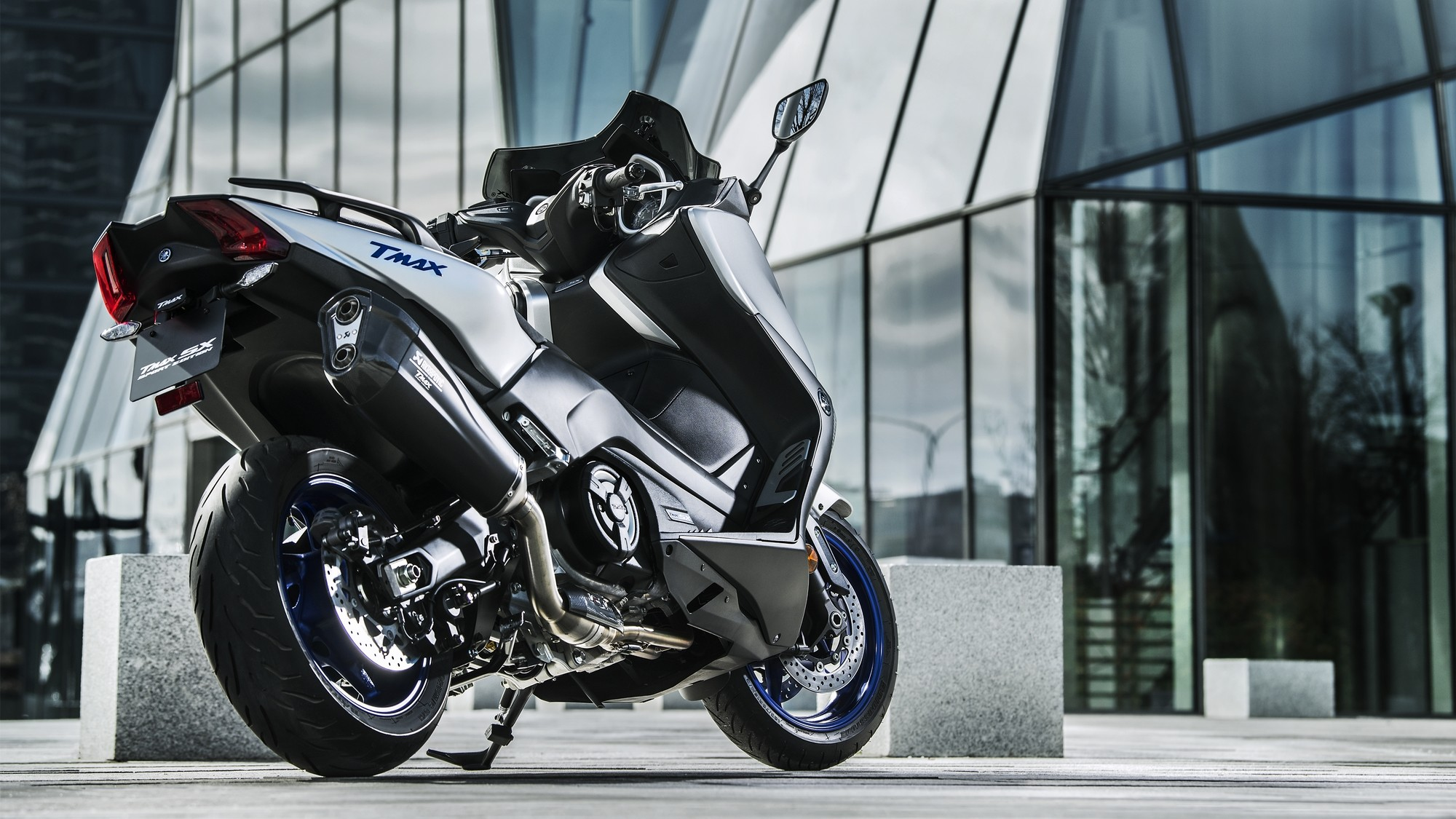 Foto de Yamaha TMax SX Sport Edition 2018 (12/34)