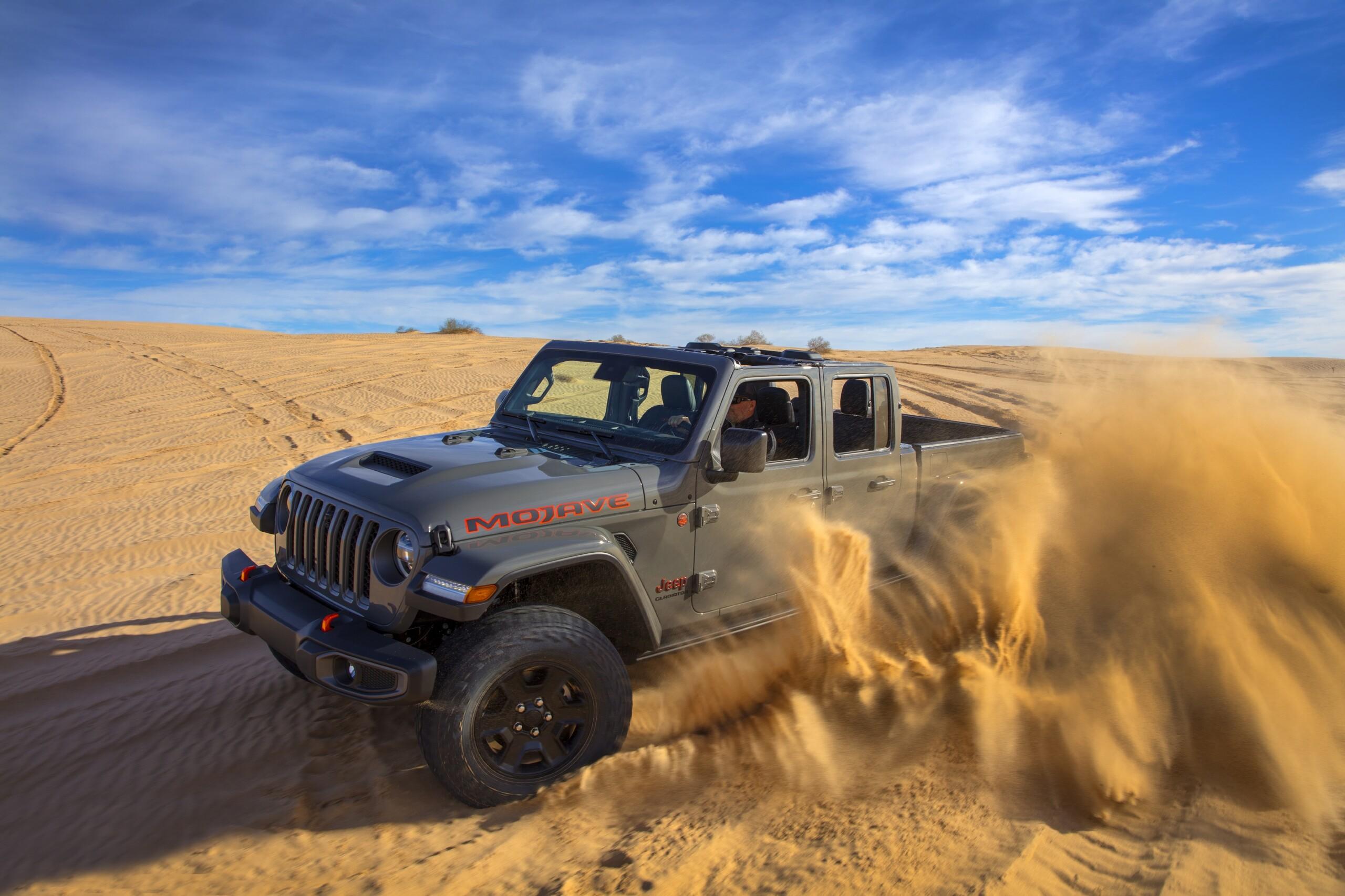 Foto de Jeep Gladiator Mojave 2021 (2/11)