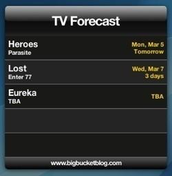 TV Forecast: Siempre informado sobre tus series favoritas