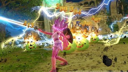 Dragon Quest Heroes Ii 10