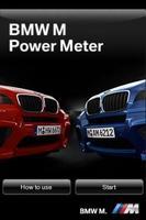 BMW M Power Meter, sube de revoluciones tu iPhone