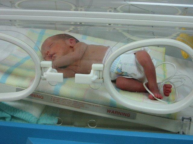 Factores de riesgo en el bebé