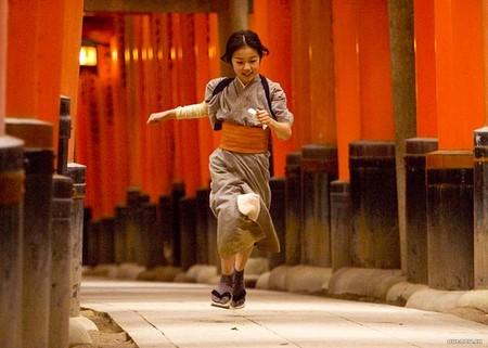 Memorias De Una Geisha Fushimi Inari Taisha