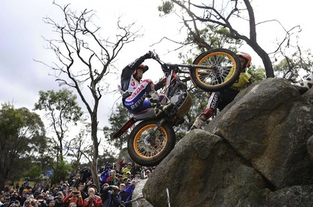 Mundial Trial 2012 Australia