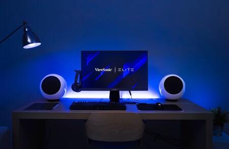 ViewSonic anuncia dos nuevos monitores gaming en la gama ELITE: 4K y 2K, HDMI 2.1, DisplayHDR 600 y hasta 165 Hz en pantalla