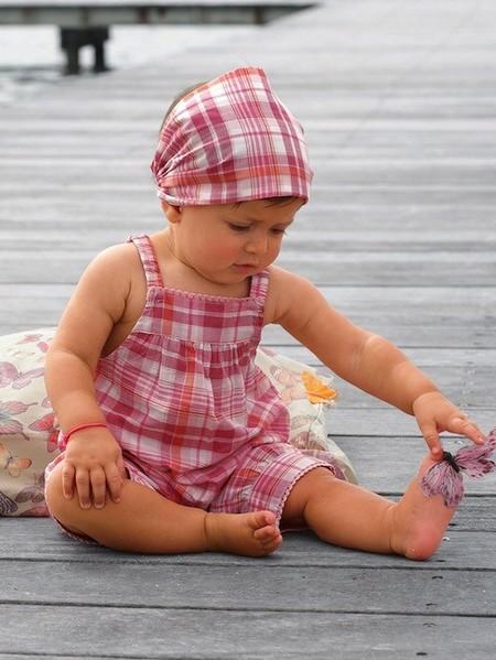 Moda Verano 2014 para bebés y niños: complementos para ir a la playa