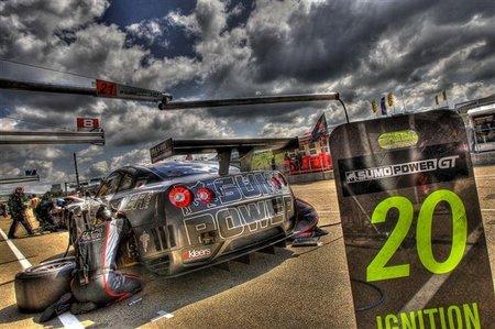 Publicado el calendario del FIA GT1 de 2012