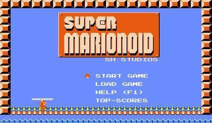 'Super Marionoid': un Arkanoid peculiar