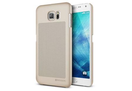 Así podrían ser los inminentes Samsung Galaxy S6, el metal es protagonista