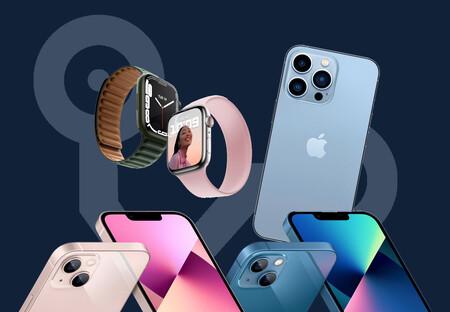 iPhone 13, Mini, Pro y Pro Max ya disponibles en España: precio, promociones de lanzamiento y dónde comprar más barato