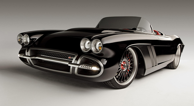 Chevrolet Corvette C1-RS de 1962 por Roadster Shop