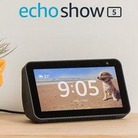 Amazon presenta el Echo Show 5: una versión compacta de su altavoz con pantalla para conquistar las mesitas de noche
