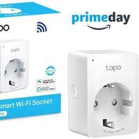 Este enchufe inteligente TP-Link Tapo arrasa en ventas en el Prime Day de Amazon: llévatelo por menos de 10 euros con envío gratis