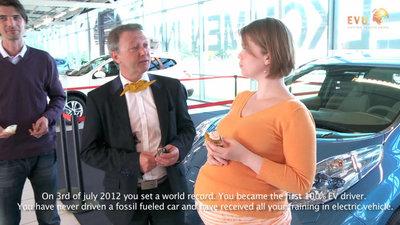 Nueva modalidad del permiso de conducir: sólo para eléctricos (en Noruega)