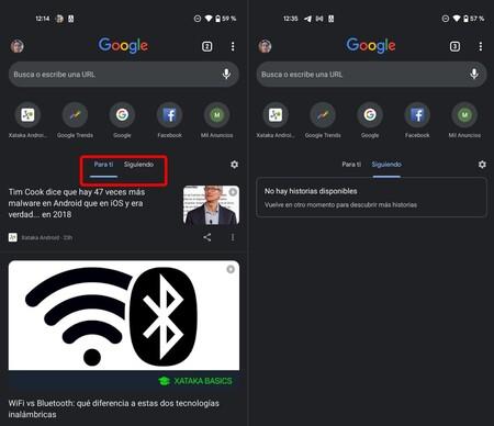 Google Reader Integrado Chrome