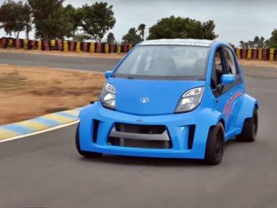 Tata Super Nano, o cuando el coche más barato del mundo se convierte en una bestia de 200 CV