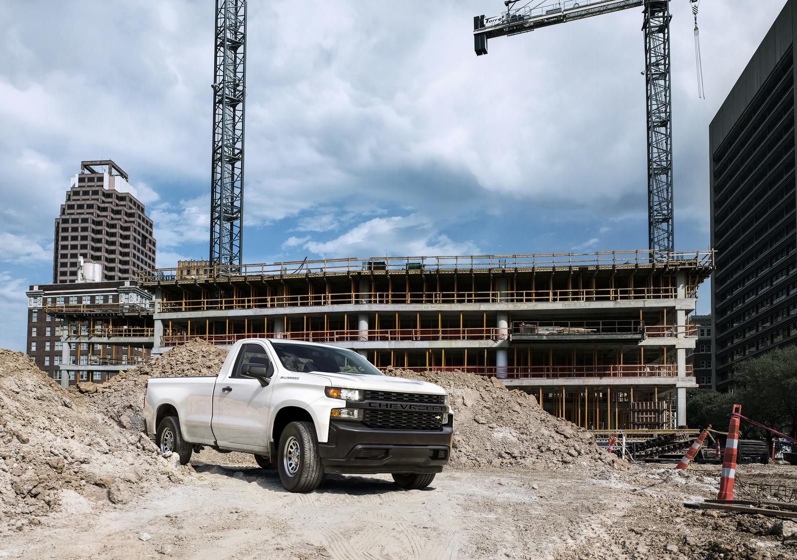 Foto de Chevrolet Silverado 2019 (17/21)
