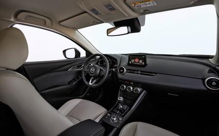 Mazda CX-3 2018: contacto