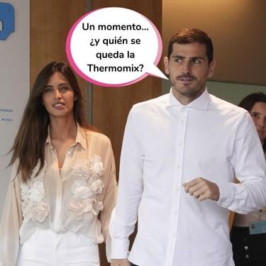 Las claves del acuerdo de divorcio de Iker Casillas y Sara Carbonero: La custodia, dónde vivirá cada uno y quién paga la educación de los niños