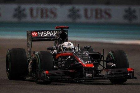 Hispania Racing F1 Team estrenará el monoplaza de 2011 en los últimos test de pretemporada en Bahréin
