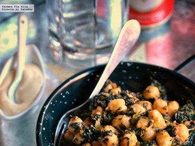 Tu dieta semanal con Vitónica: menú flexitariano rico en legumbres