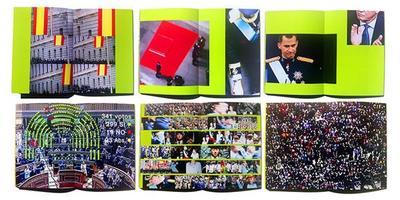 Los últimos días vistos del rey, un proyecto en forma de libro fotográfico de Julián Barón