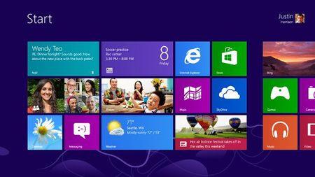 Windows 8 está listo para comenzar a instalarse en los equipos de fabricantes